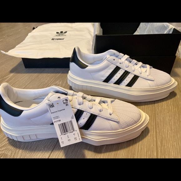 Beyonc Superstar Platform Shoes